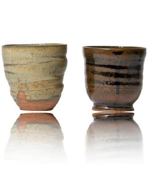 Japanese Style Tea Cups (Handmade)